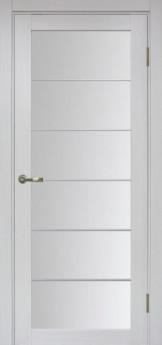 Дверь межкомнатная Турин 501.2 АСС Ясень перламутр