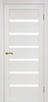 Дверь межкомнатная Турин 507 Ясень перламутр