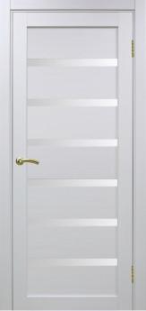 Дверь межкомнатная Турин 507 Белый лед