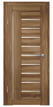 Дверь межкомнатная Палермо-7 Барон тёмный