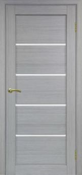 Дверь межкомнатная Сицилия 710 Серый дуб