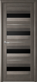 Дверь межкомнатная Барселона Серый кедр