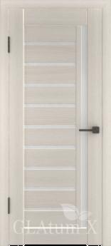 Дверь межкомнатная ГринЛайн Х-11 Белёный дуб