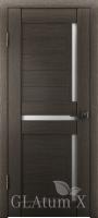 Дверь межкомнатная ГринЛайн Х-16 Серый дуб