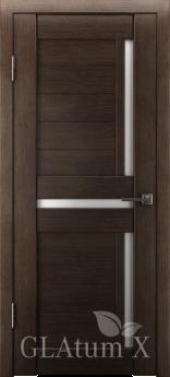 Дверь межкомнатная ГринЛайн Х-16 Венге