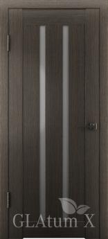 Дверь межкомнатная ГринЛайн Х-2 Серый дуб