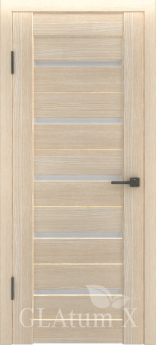 Дверь межкомнатная ГринЛайн Х-7 Капучино