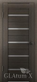 Дверь межкомнатная ГринЛайн Х-7 Серый дуб