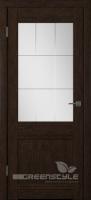 Дверь межкомнатная ГринЛайн C-6 Венге