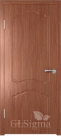 Дверь межкомнатная Сигма 31 ДГ Итальянский орех