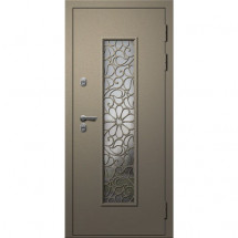 Входная дверь Фортеза Хаски 2 S  | Встроенная система обогрева двери