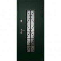 Входная дверь FORTEZZA-PREMIUM | Норд 2 S | Встроенная система обогрева двери