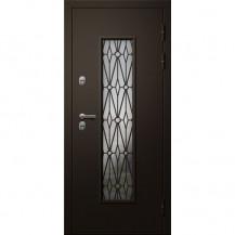 Входная дверь Фортеза Хаски 4 S  | Встроенная система обогрева двери