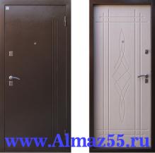 Входная дверь Алмаз Лазурит 2