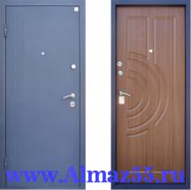 Входная дверь Алмаз Малахит