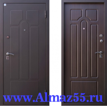Входная дверь Алмаз Опал 2