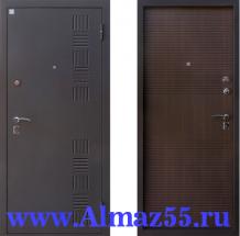 Входная дверь Алмаз Сапфир 2