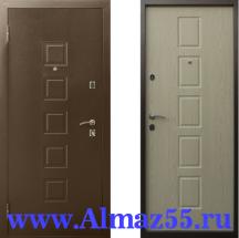 Входная дверь Алмаз Сталкер 1