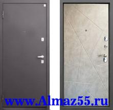 Входная дверь Турмалин Бетон