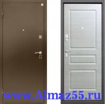 Входная дверь Алмаз Турмалин Капучино