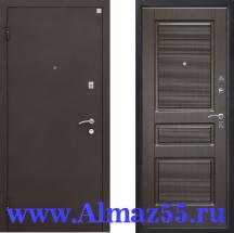 Входная дверь Алмаз-11 Венге