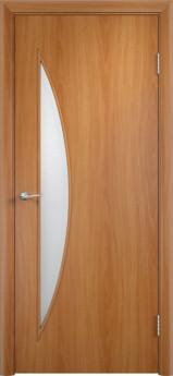 Дверь межкомнатная С-6 Миланский орех