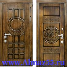 Входная дверь Diamante Porta Franco